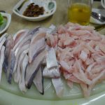 마포의 해산물집 남해바다
