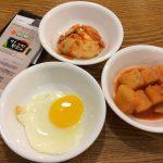 가로수길의 콩나물 국밥 전문점 삼백집