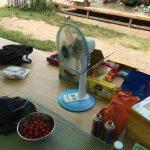 바베큐 2015 여름 난지캠핑장