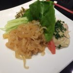 신바시의 중식당 신쿄테이