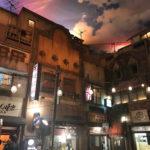 요코하마의 라멘 뮤지엄