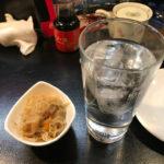 저녁에 방문한 신바시 나가사키 카이도