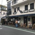 오모테산도의 브렛츠 카페