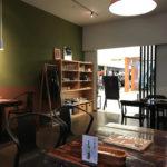 미토역의 히타치노 네스트 카페